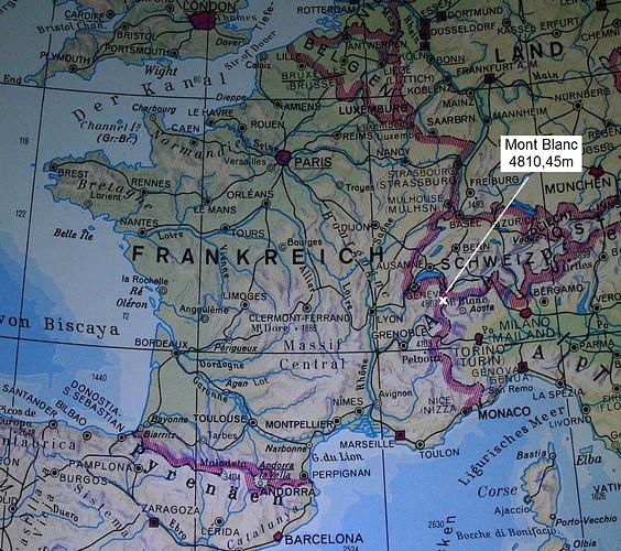 Karte Italien Frankreich.Grenze Italien Frankreich Karte My Blog