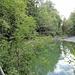 Wunderschön angelegter Uferweg