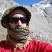 Ich präsentiere: Den Shemag. UV-, Wind-, Staub- und Kälteschutz in Einem. - Auf dem Weg von der Grießlscharte (2632m) zum Winterjoch (2528m).