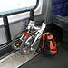 Mobilité combinée +++ : train / bike / hike avec la Dahon Mu24
