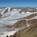 Gigantischer Gletscherblick