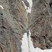 """Wie die Ameisen """"kriechen"""" die vielen Bergsteiger die Wildspitze rauf und runter..."""