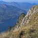 Auf dem Leistchamm: Walensee und Glarnerland
