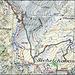 Rot=Die geplante Route<br />Grau=Die Aufzeichnung von meinem GPS<br />Blau=Die bessere Alternative<br />Grün=Mein Biwak Platz