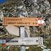 ..... kurz unter dem Gipfel könnte man hier via Wildseespitze zur Landshuter Hütte hinüberwandern.