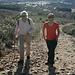 Helena und Paco unterwegs zum Mondalindo
