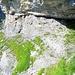 Wohl der schmalste Teil der Unteren Fründenschnuer. Hier ist der Pfad teilweise nur Fussbreit, aber es gibt durchgehend Sicherungen!