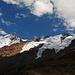 Blick auf die nordseitigen Gletscher, Langtauferer Ferner, Bärenbartferner