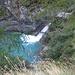 Cascata nei pressi dell'Alpe Ronchelli.