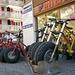 Wäre auch mal was, einen schuttigen Zermatter 3000er mit den Bike zu besteigen - und hinunter zu heizen!