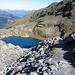Abstieg zum Schottensee