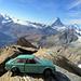 Mit dem Auto auf´s Mettelhorn? - Gipfeldevotionalien I