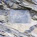 Der Weg ins Nanztal wurde im zweiten Weltkrieg von Soldaten gebaut. Die gefährliche Arbeit forderte Opfer.