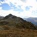 """Panorama vom Chessigrat mit dem """"primären Gipfelziel"""" vor Augen"""