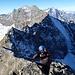 Gipfelgrat Hoher Angelus