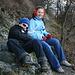 Lukas und Marie auf dem Lippweg