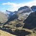Hinten Wildgärst und Schwarzhorn, rechts Gassenhorn (dessen Nordgrat auch interesssant sein dürfte)