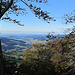 weiter Blick ins Hinterland vom Imberg