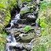 Zur Abwechslung ein Seitenbach mit Wasser