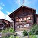 Hérémence: auffallend viele schöne Walliserhäuser