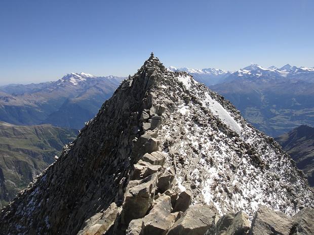 Auf dem Gipfel!?