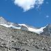 Blick hinauf zum Zinalrothorn - 4221 m.