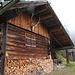 An der Pitzetal-Jägerhütte - richitg urig
