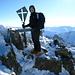 Gipfelplausch und Gipfelrausch. Highlife auf dem Bächenstock 3011m