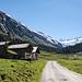 Obersulzbachtal, im Hintergrund der Große Geiger
