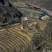 Terrassenanlagen der Inkas in Pisaq.