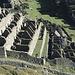 Gebäude in Machu Picchu.