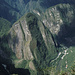 Blick vom Huayna Picchu (2701m) ins Urubamba-Tal.