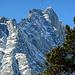 Die Gipfelfelsen des Wildgalls.
