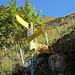 Wiler Vorsäss - hier geht zum zum wilerhorn scharf rechts ab übr einen schmalen Steig. auf dem linken Weg kann das Wilerhorn umgangen werden