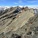 Am höchsten Punkt La Rousette (Steinmann).