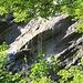 Idyllischer Wasserfall im Aufstieg zur Alp Flüelibalm.