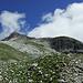 Im faszinierenden Aufstieg mit Blick nach Osten zu P.2526m