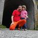 """Vor dem """"neuen"""" Tunnel..."""