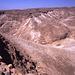 Die von römischen Truppen aufgeschüttete Rampe, über die Masada im Jahre 73 n. Chr. nach einer längeren Belagerung erobert wurde.