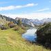 idyllisch liegt der Stafelalpsee