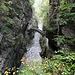 Die wohl meistphotografierte Brücke in der Gorges de l'Areusse.