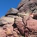 Rechts [u Daenu]'s Variante beim verkeilten Stein. Meine Variante (gelb) führte...