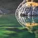 Wieviele Geheimnisse sind in dem grünen Wasser wohl verborgen, was hat es alles gesehen ?