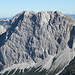 Die mächtige Westwand des Großen Griessteins.