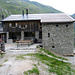 Die Terri-Hütte SAC mit dem neuen Stein-Anbau