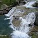 Noch klein, aber faszinierend: der Rein da Sumvitg