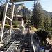 Steil geht´s bergauf mit der Gelmerbahn!
