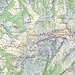 Hüttenweg ab Eriz: Innereriz - Chrinne - Hohgant West - Steinige Matte - Karhole - Hohganthütte. Lang und anstrengend. Nur bei guter Sicht ratsam.