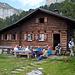 Hohganthütte: Seniorenwanderer der Sektion Emmental