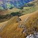 Ab ca. 2300m wird der Weg etwas steiler und spannender